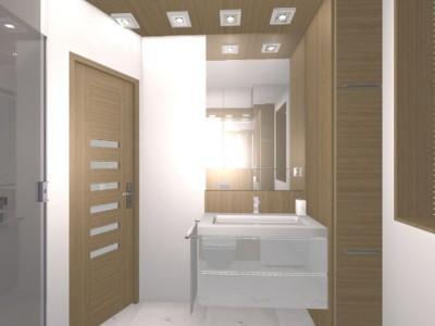 Nowoczesna łazienka 1