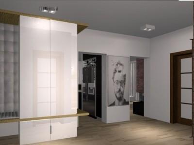 Stylowe nowoczesne mieszkanie 11
