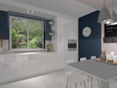 Stylowe nowoczesne mieszkanie 12