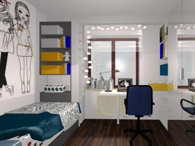 Stylowe nowoczesne mieszkanie 13