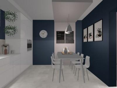 Stylowe nowoczesne mieszkanie 14