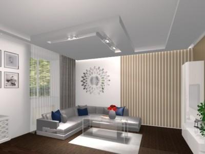 Stylowe nowoczesne mieszkanie 16