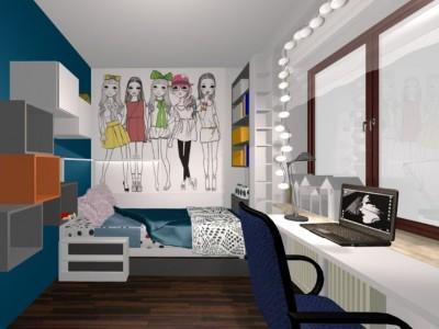 Stylowe nowoczesne mieszkanie 17