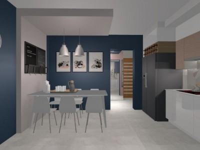 Stylowe nowoczesne mieszkanie 18