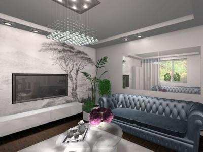 Stylowe nowoczesne mieszkanie 21