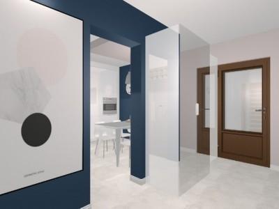 Stylowe nowoczesne mieszkanie 23