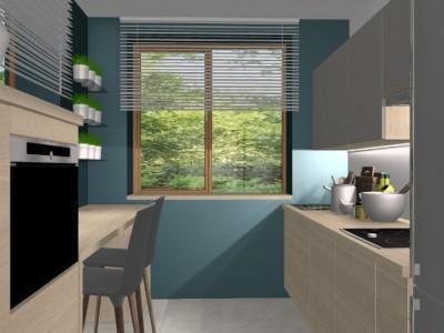 Stylowe nowoczesne mieszkanie 25