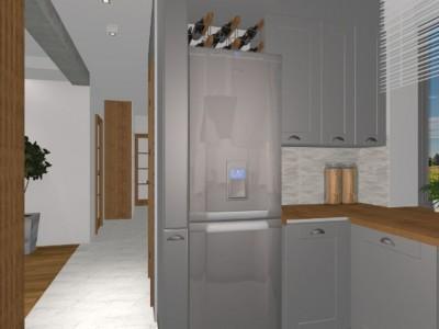 Stylowe nowoczesne mieszkanie 26