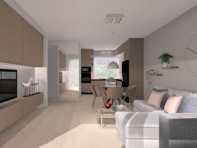 Stylowe nowoczesne mieszkanie 30